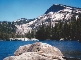 Crag Lake - El Dorado County