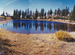 Dorothy Lake - Alpine County