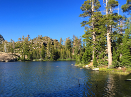 Lower Velma Lake, Desolation Wilderness