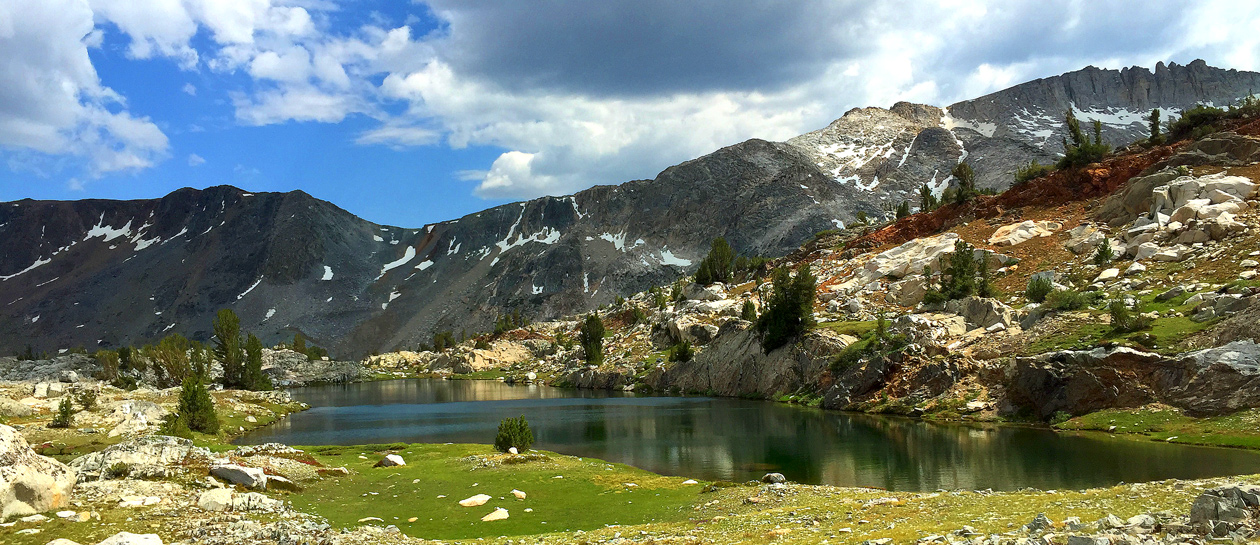 Wasco Lake, Hoover Wilderness