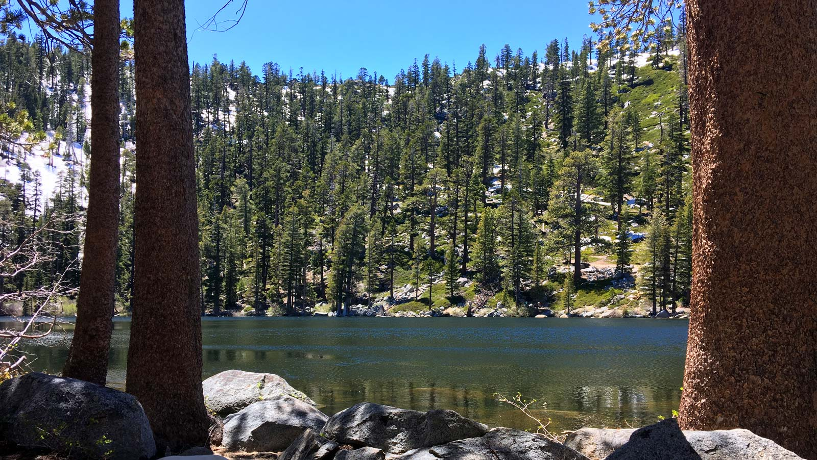 Granite Lake, Desolation Wilderness
