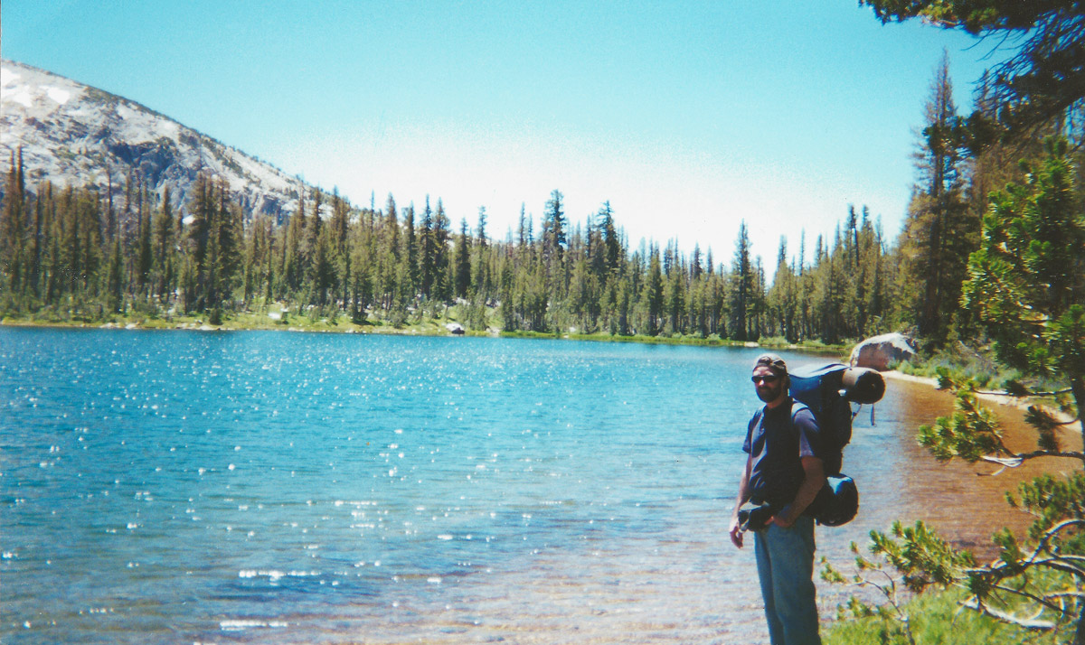 Nelson lake mariposa county yosemite national park for Lake elizabeth fishing