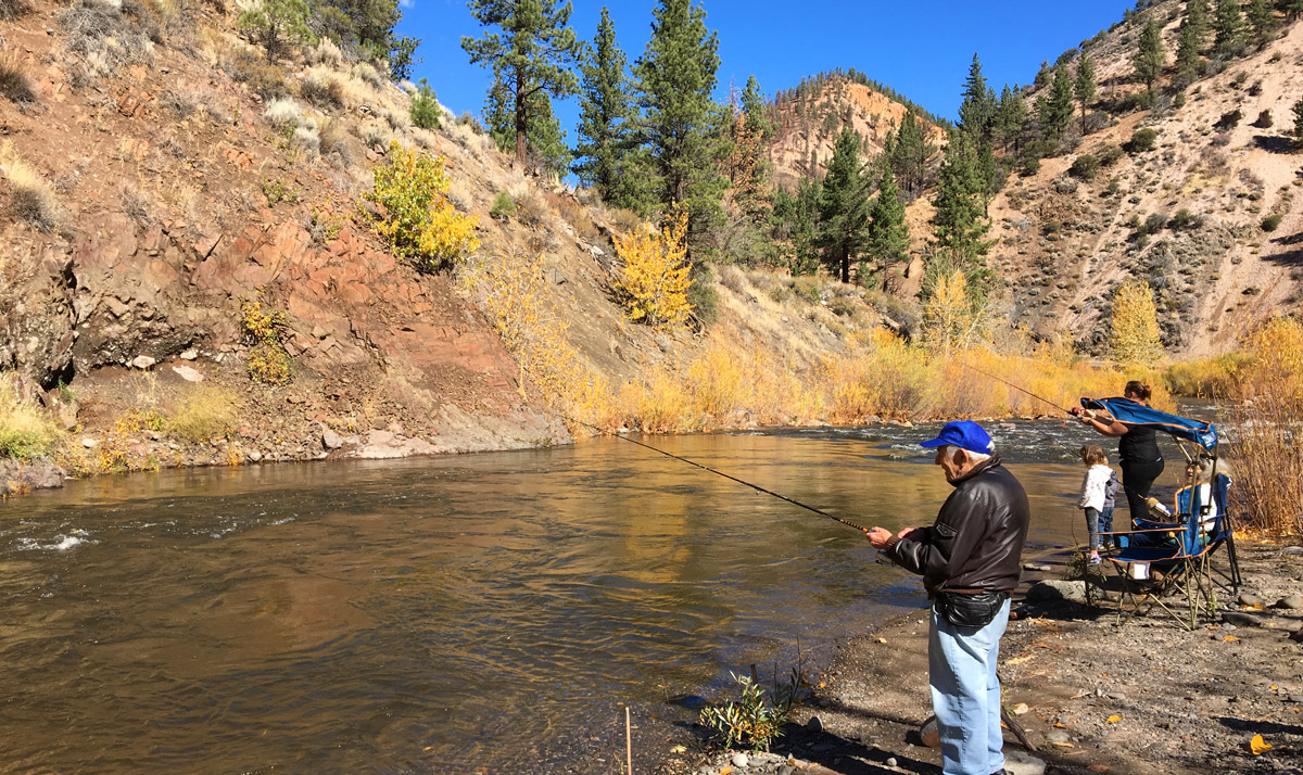 East fork carson river alpine county for East fork lake fishing report